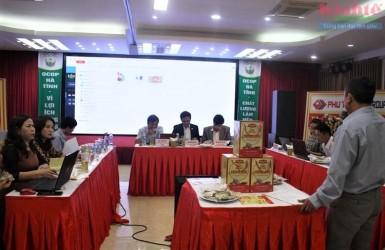 72 sản phẩm tham gia chấm điểm, xếp hạng OCOP Hà Tĩnh đợt 2/2019