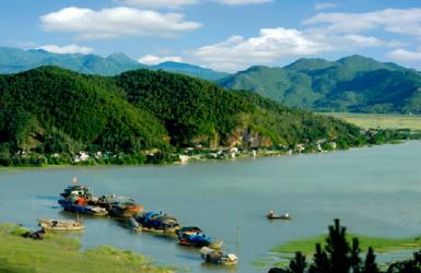 Khu du lịch sinh thái ở Hà Tĩnh