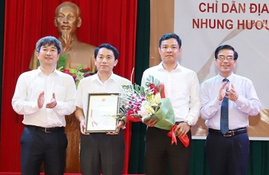 Công bố chỉ dẫn địa lý cho nhung hươu Hương Sơn