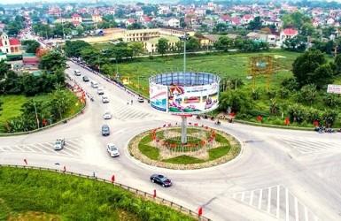 Hương Sơn khẳng định vị thế trung tâm kinh tế phía Tây Bắc Hà Tĩnh