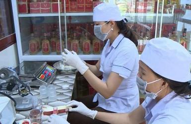 Hương Sơn nâng cao chất lượng các sản phẩm OCOP